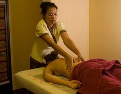 Классический тайский массаж с натуральными маслами